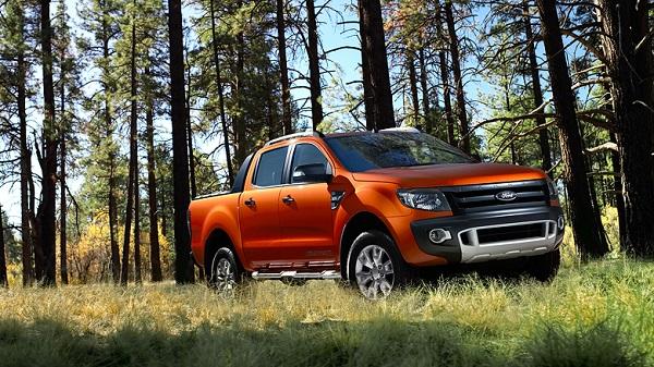 Новый Ford Ranger