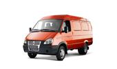 Цельнометаллический фургон ГАЗ-2705