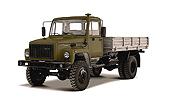 Автомобиль повышенной проходимости ГАЗ-33086 «Земляк»