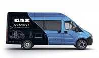 Горьковский автозавод предоставляет покупателям бесплатный доступ к комплексу телематических услуг GAZ Connect