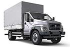 Универсальный грузовик ГАЗон NEXT