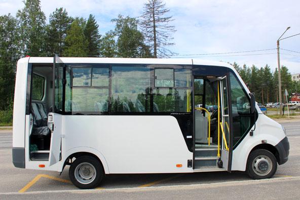 Газель некст автобус #6